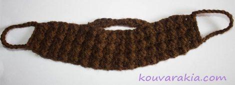 crochet-beard