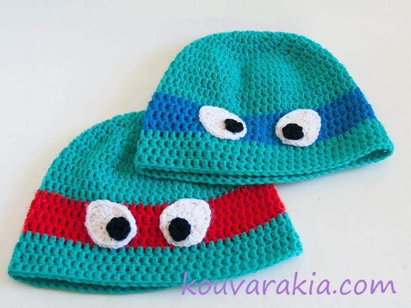 ninjaturtleshats