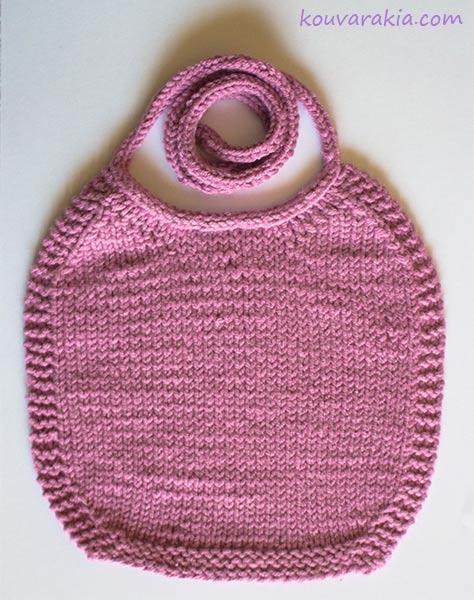knit-bib