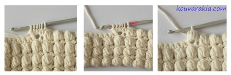 bobble-stitch
