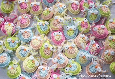 crochet-owl-keychain