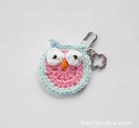 crochet-owl