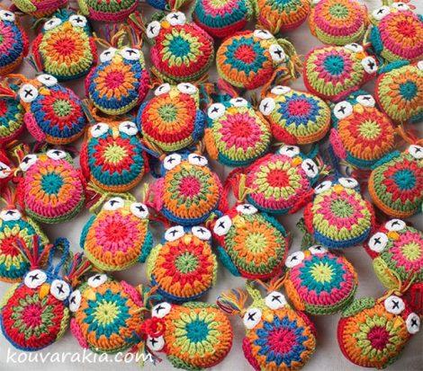 crochet-owls