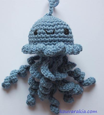 crochet-jellyfish