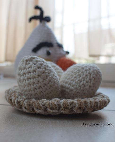 crochet-nest