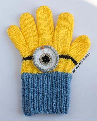 minion-glove