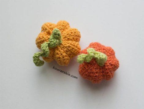 crochet-pumpkins